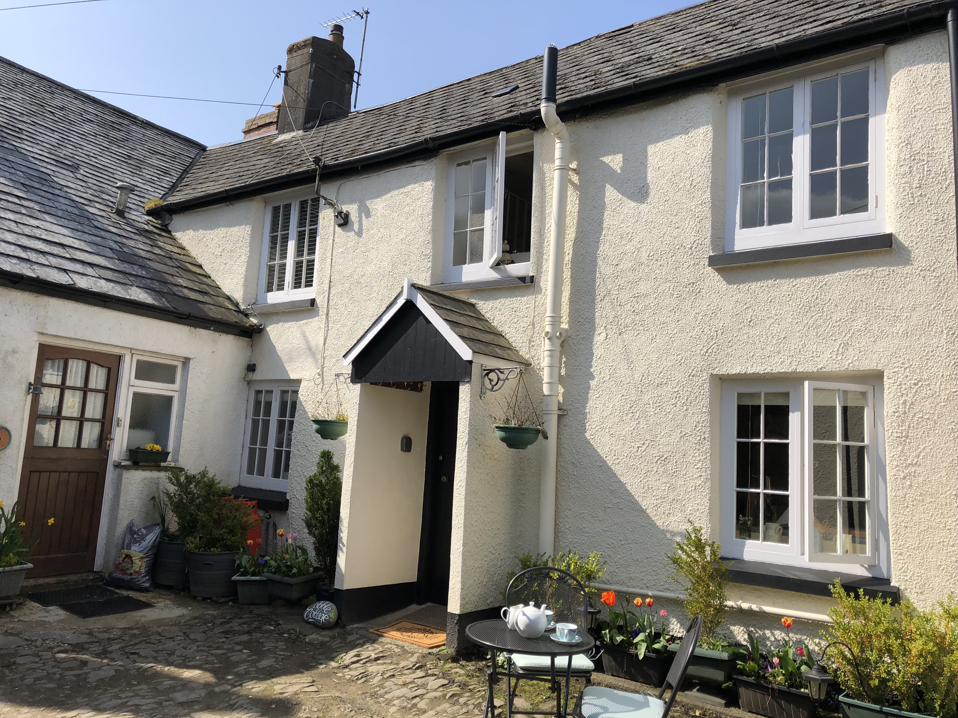 Used cobble cottage main