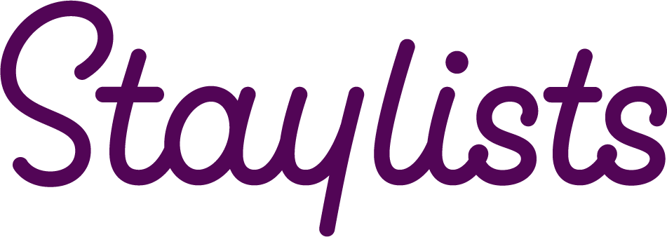Staylists logo transparent