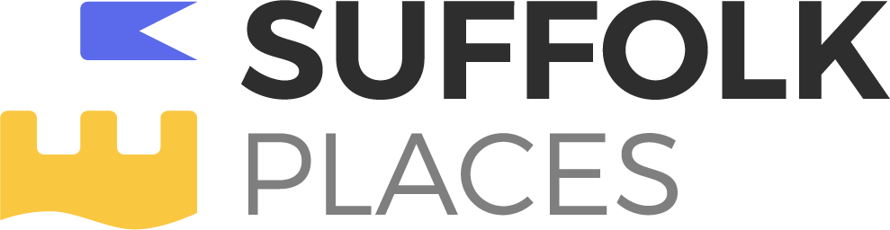 Suffolk places logo