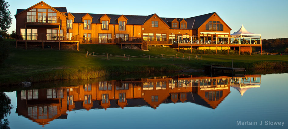 Book now - The Lodge on the Loch Spa Retreat