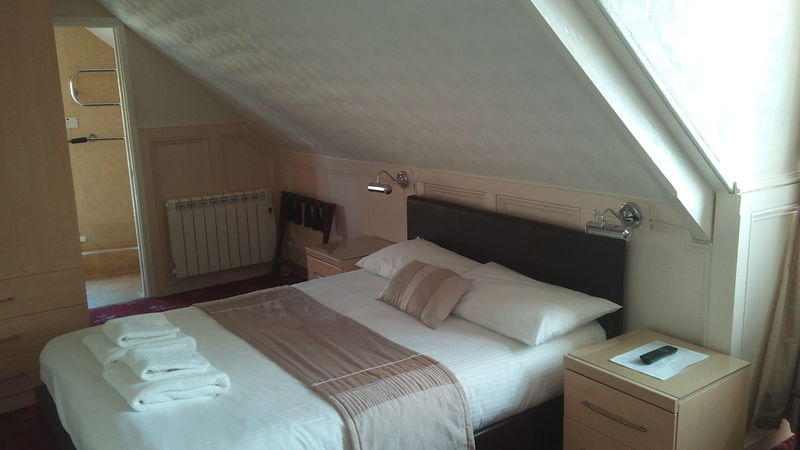 Photograph of Premier Double Room 9