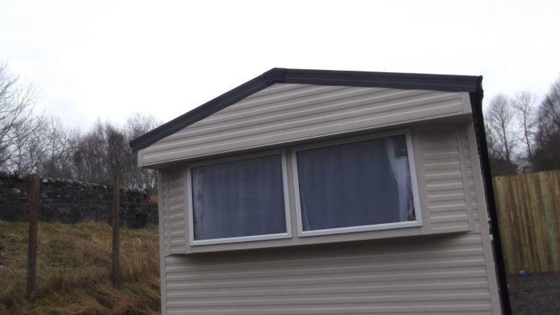 Photograph of Mistral Hire Caravan 3 Bedroom