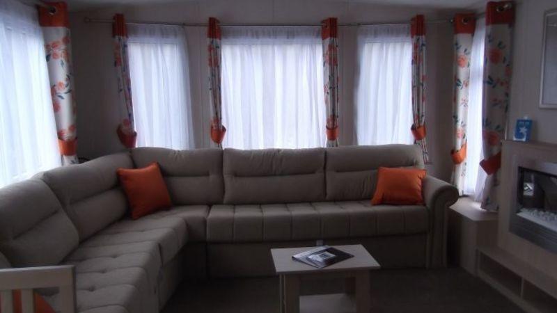 Photograph of Torino Hire Caravan 2 Bedroom