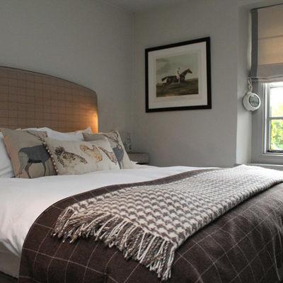 Thumb bedroom tartan