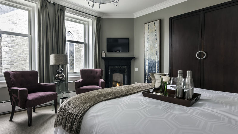 Photograph of Guest Room 3