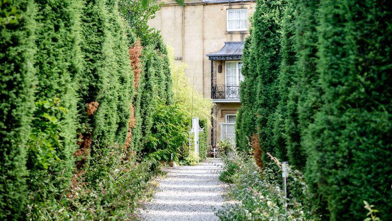 Medium crop garden walkway 3
