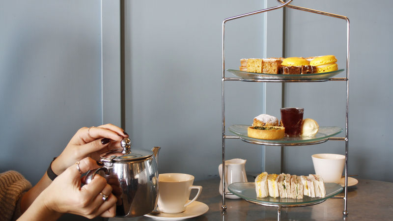Medium crop afternoontea