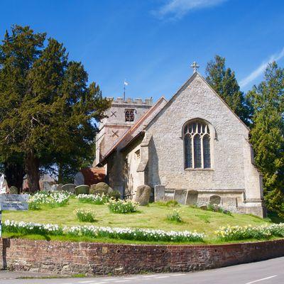 Thumb church daffodils retouch