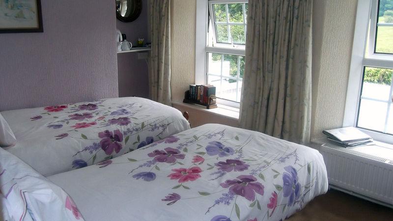 Medium crop standard twin bed room