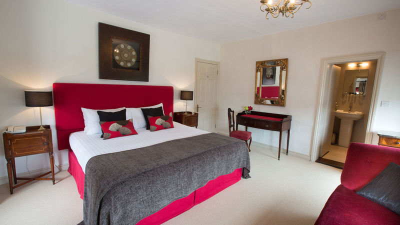 Medium crop superior double room angel inn hotel