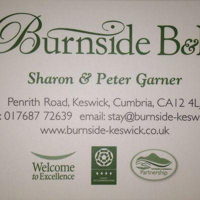 Thumb burnside card