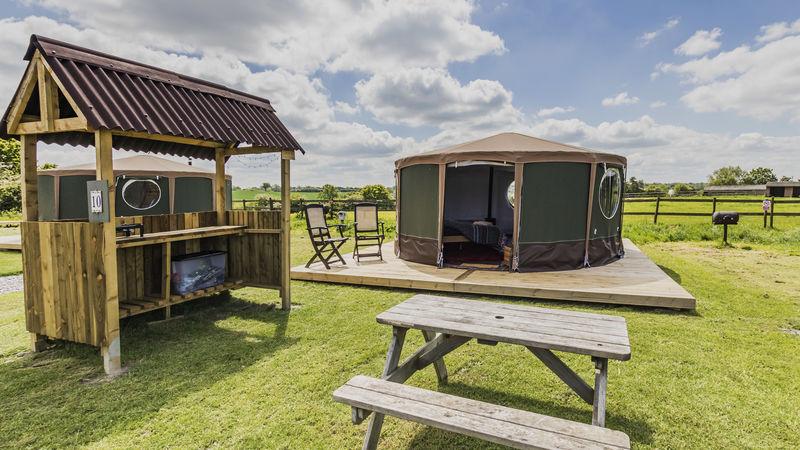 Photograph of Nomadic Yurt