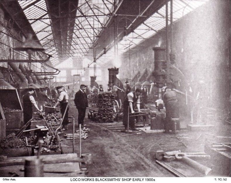 Loco Works History The Sidings Inverurie Inverurie