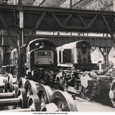Thumb 1 1c b2 loco works erecting shop 1969