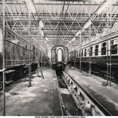 Thumb 1 1c b2 loco works paint shop 1960s