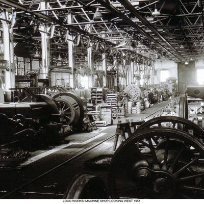 Thumb 1 1c b2 loco works machine shop looking w 1958
