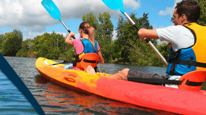 Medium crop kayak