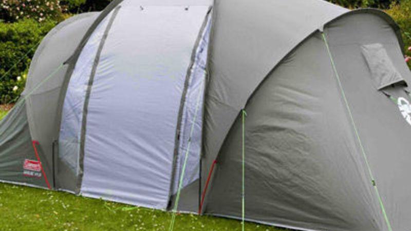 Photograph of Ridgeline Tent
