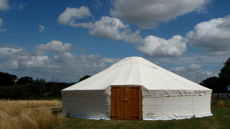 Photograph of Big Yurt 3