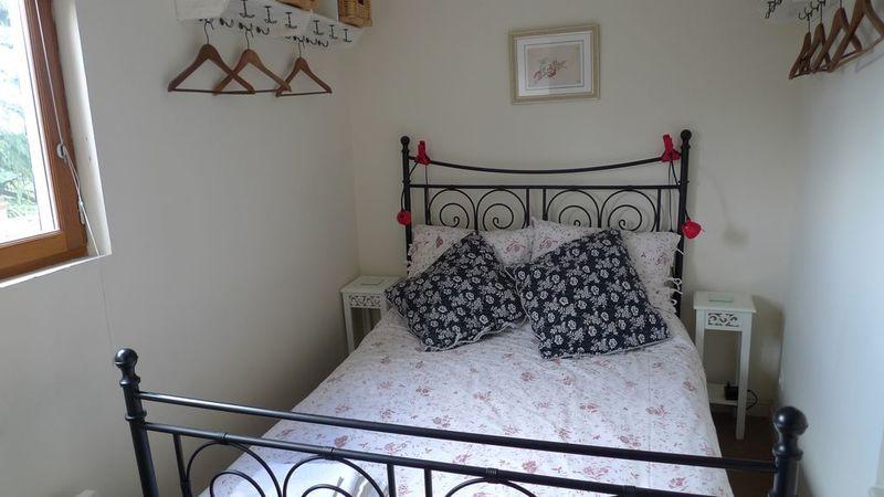 Medium crop second bedroom on the second floor