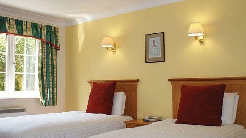 Medium crop new forest lodge hotel