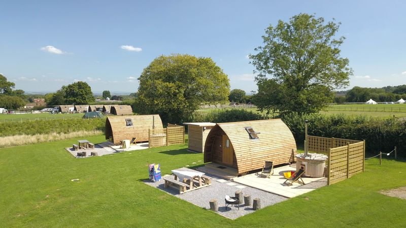 Medium crop ensuite wigwams   quantock wigwams