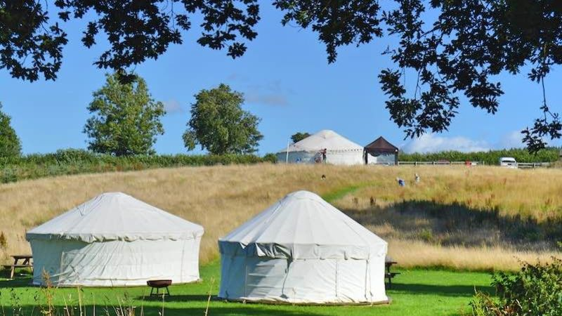 Photograph of Small Yurt 2