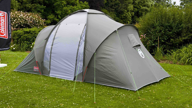 Photograph of Ridge Line Tent
