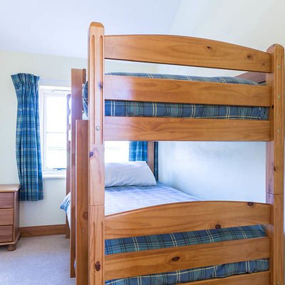 Thumb churn house  bunkbeds 1