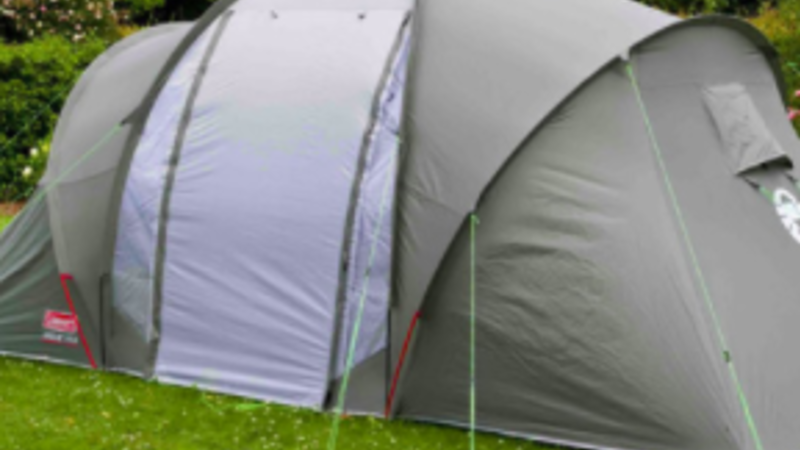 Photograph of Ridge Line Tent