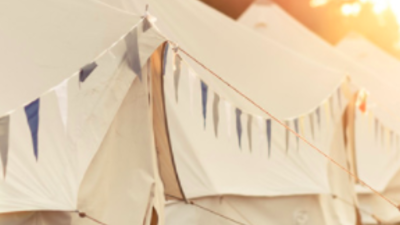 Photograph of Classic Bell Tent