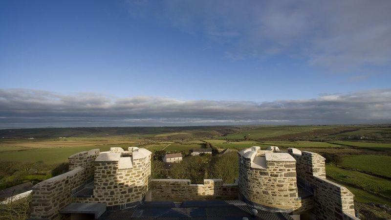 Medium crop roch castle  pembrokeshire view