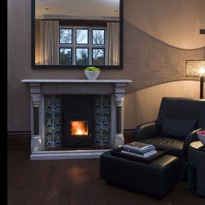 Thumb penrhiw hotel lounge fireplace