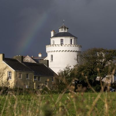 Thumb twr y felin hotel  windmill  rainbow