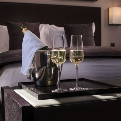 Thumb welcome champagne  twr y felin hotel lr