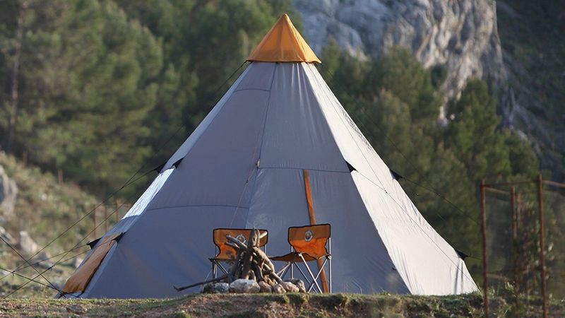 Photograph of Camping tent