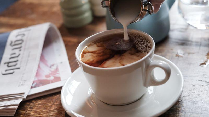 Medium crop 8 drink coffee