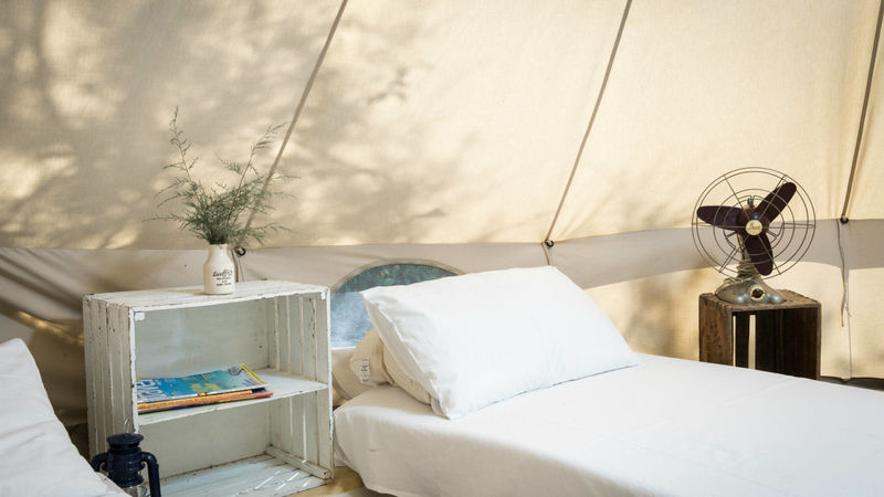 Medium crop festival tent  5