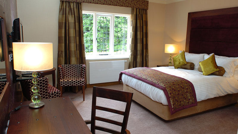 Photograph of Executive Double Bed & Breakfast