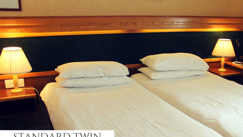 Medium crop twin room ruskin hotel