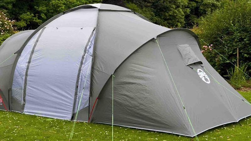 Photograph of Ridge Tent