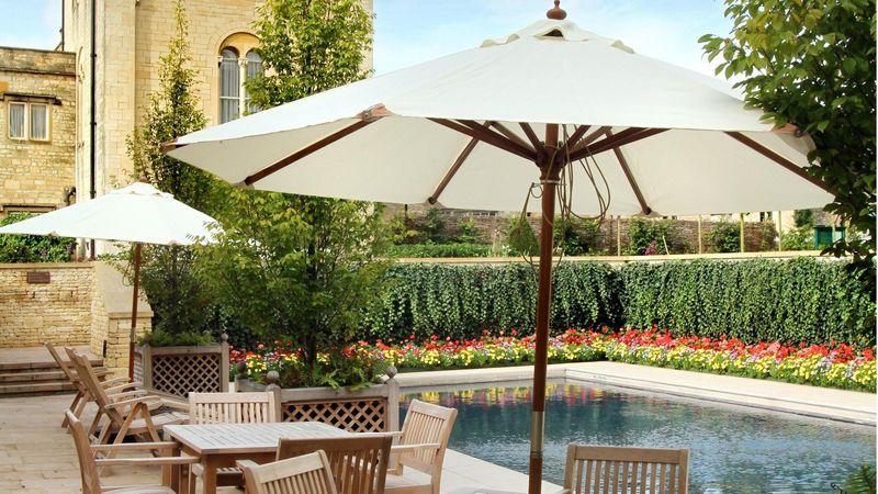 Medium crop outdoor swimming pool  3
