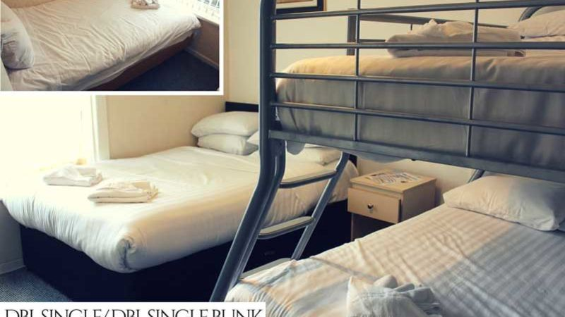 Medium crop alex double single double single bunks