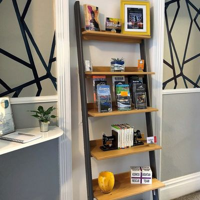 Thumb hall   bookcase