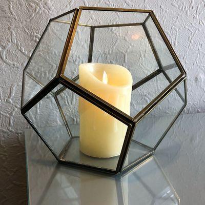 Thumb hall   candle