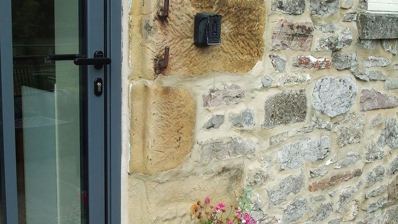 Medium crop door