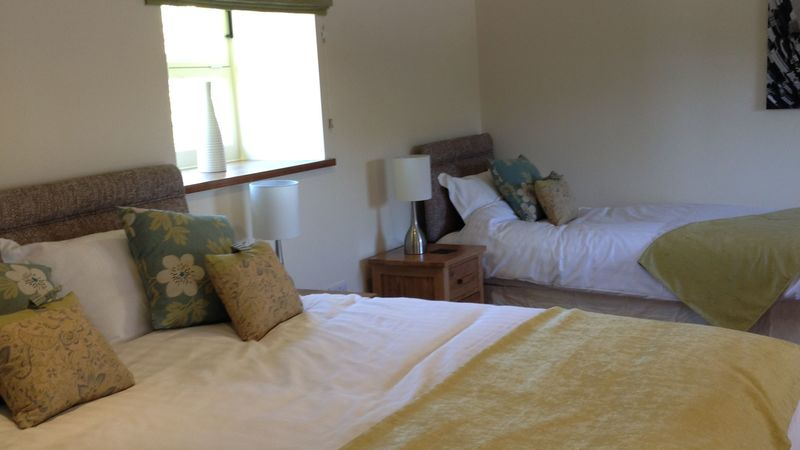 Medium crop bedroom