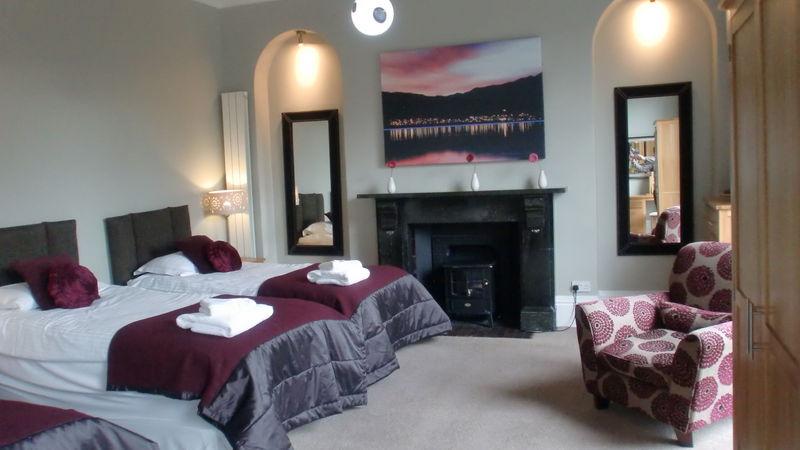 Photograph of Ashbourne Hall small - sleeps 14