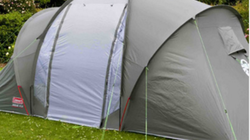 Photograph of RIDGELINE TENT PACKAGE