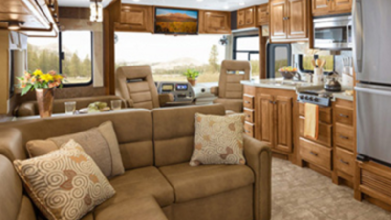 Photograph of Airstream RV